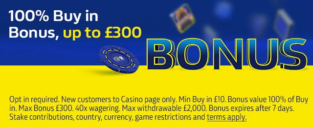William Hill sign up offer Casino
